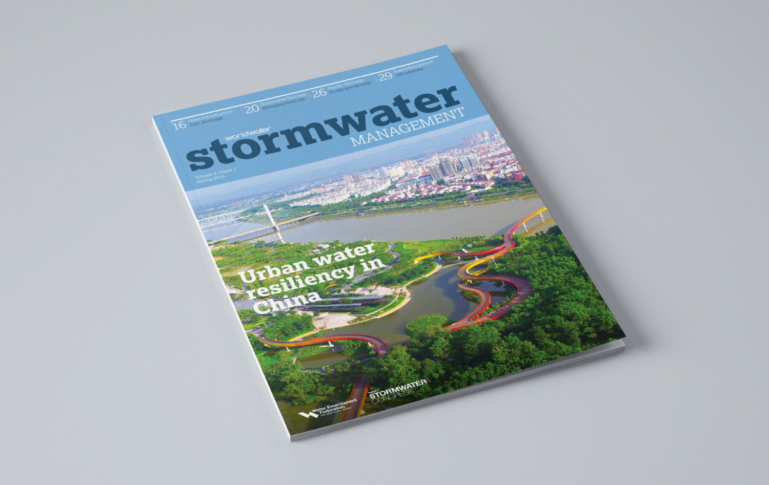 Stormwater-spread