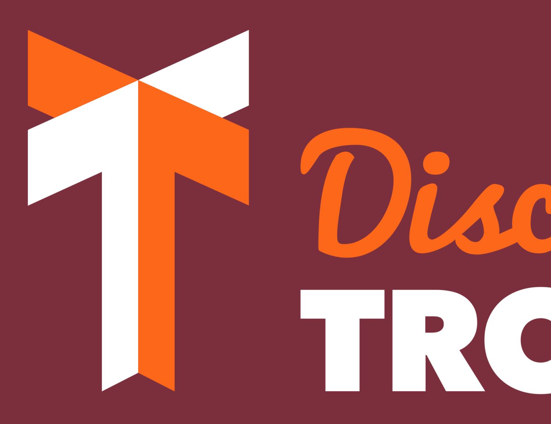 Discover Trowbridge brand identity