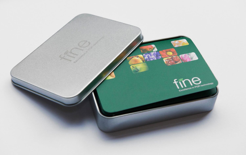 Fine-tin box